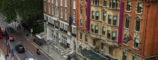 County Hotel is one of Hello there, London!.