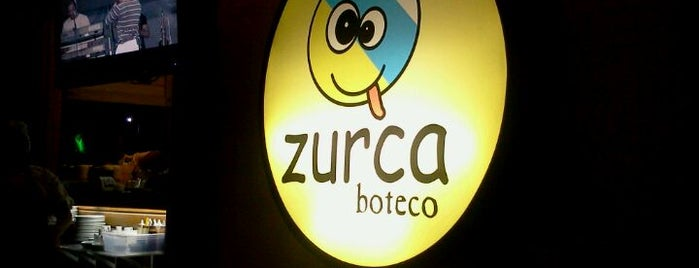 Zurca Boteco is one of Comer e Beber em Salvador.