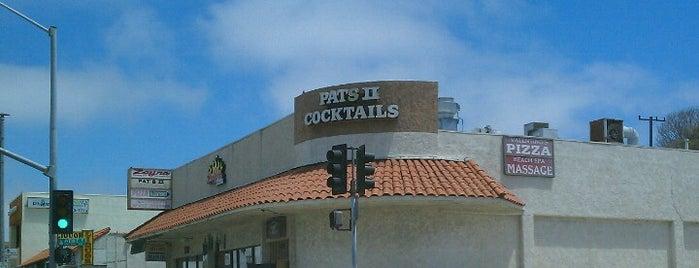 Pat's II Cocktail Lounge is one of Shintas: сохраненные места.
