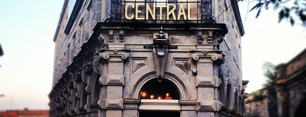 The Central is one of Lugares favoritos de Daz.