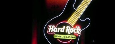 Hard Rock Hotel & Casino is one of Hard Rock Cafe / Hotel / Casino - America.