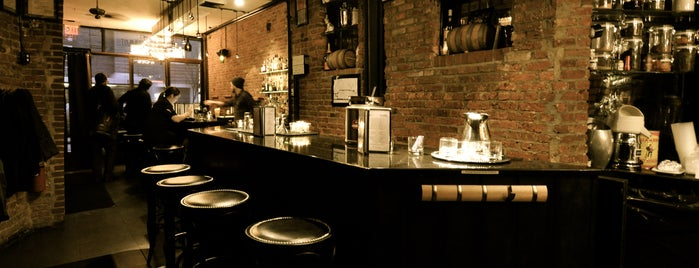 The Summit Bar is one of Manhattan, NY - Vol. 1.