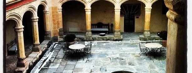 San Antonio El Real | Hotel | Restaurante is one of Tempat yang Disimpan Paco.