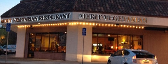 Merit Vegetarian Restaurant is one of Lieux qui ont plu à Vyacheslav.
