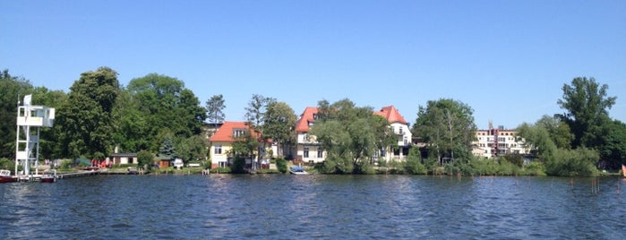 Hotel Müggelsee is one of Orte, die Andreas gefallen.