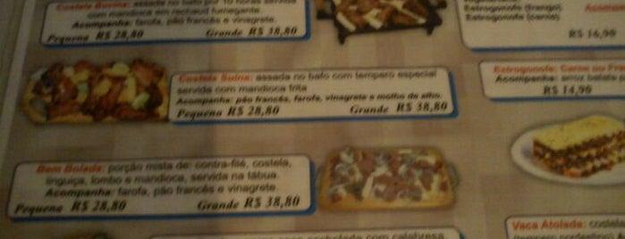 Comidaria O Parceiro is one of Veja Comer & Beber ABC - 2012/2013 - Bares.
