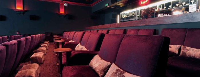 Everyman Cinema is one of L.