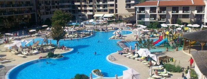 Miramar Club Hotel is one of Bulgaria Seaside Gems.