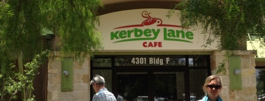 Kerbey Lane Cafe is one of Austin.