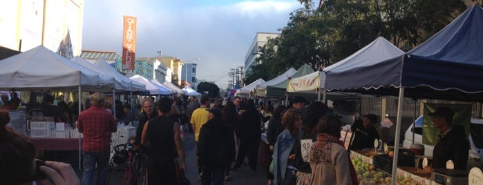 Mission Community Market is one of liver's best of SFO.