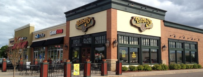 Potbelly Sandwich Is One Of The 20 Best Value Restaurants In Rapids Mn