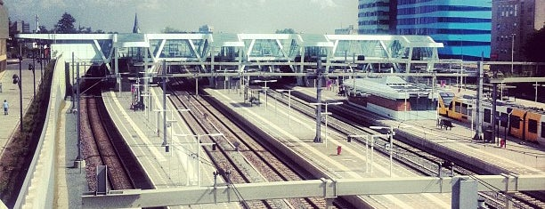 Station Arnhem Centraal is one of Back to Netherlands ♥.