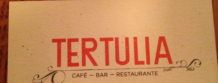Tertulia is one of NYC - Manhattan Restaurants 1.