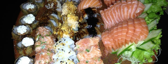 A&C Sushi Bar is one of 2016.