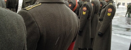 Военный университет МО РФ is one of สถานที่ที่ Jano ถูกใจ.