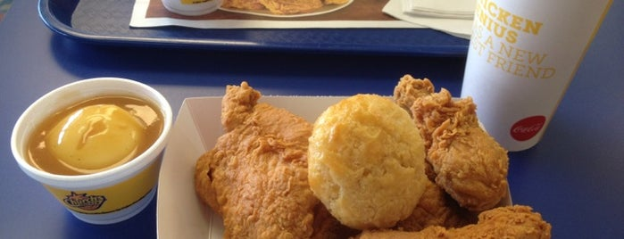 Church's Chicken is one of Anthony's Saved Places.