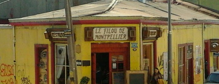 Le Filou De Montpellier is one of Lugares.