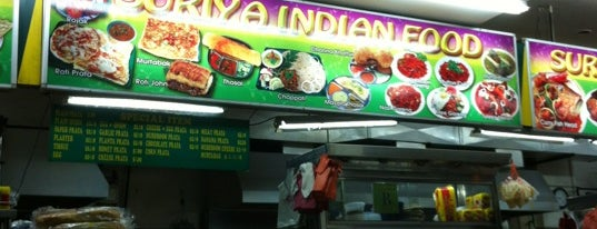 Suriya Curry House is one of Micheenli Guide: Supper hotspots in Singapore.