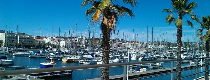 Marina de Lagos is one of Algarve.