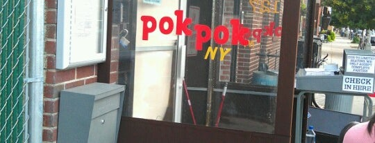 Pok Pok NY is one of New York Eatables.