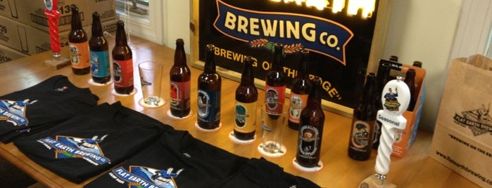 Flat Earth Brewing Company is one of Saint Paul Tour.