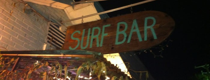 The Surf Bar is one of Places to Nom.