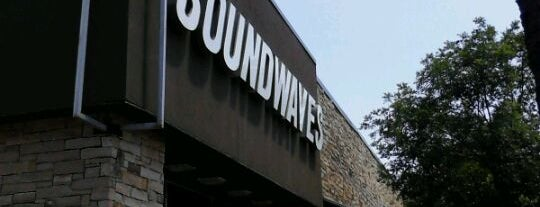Soundwaves is one of Go there.