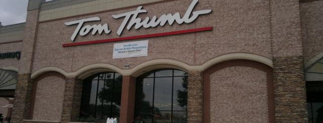Tom Thumb is one of Oscar's Liked Places.