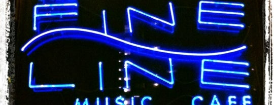 Fine Line Music Cafe is one of With c.