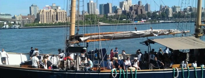 South Street Seaport is one of All-time favorites in United States (Part 1).