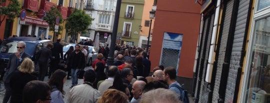 """Mercadillo """"El Jueves"""" is one of Sevilla."""