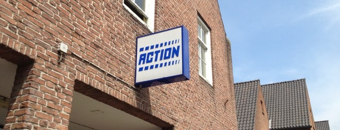 Action is one of Alle Nederlandse Action vestigingen.