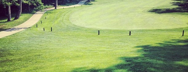 Reston National Golf Course is one of Best of Reston.
