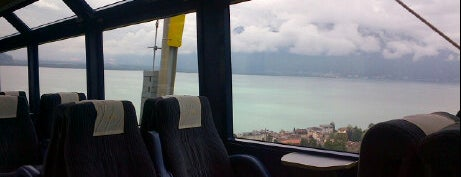 Gare de Montreux is one of Switzerland 2014.