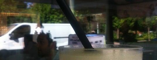 Glace Lounge Bar is one of Posti che sono piaciuti a Ángel.