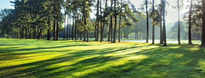 Royal Golf Club du Sart Tilman is one of Liege.