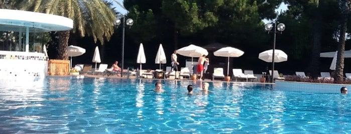 Rixos Downtown Pool is one of Antalya.