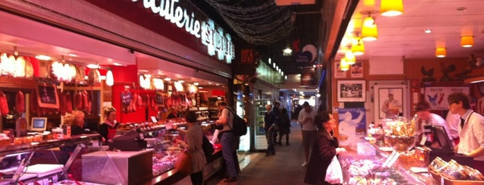 Les Halles de Lyon (Paul Bocuse) is one of France.