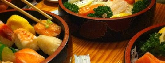 POPOROYA SUSHI YA is one of Milan food notebook.