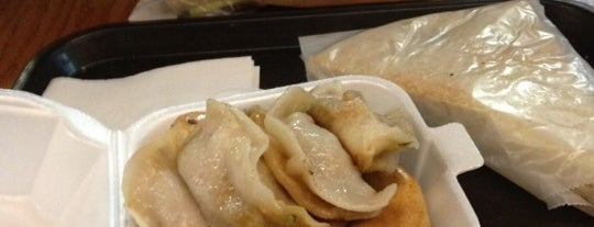Vanessa's Dumpling House is one of Places to go when in New York.
