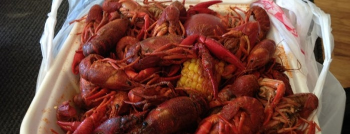 Aw Shucks is one of ILiveInDallas.com's Best Boiled Crawfish in Dallas.