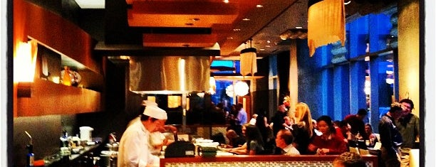 Tomo Japanese Restaurant is one of opentable 100 in atlanta.