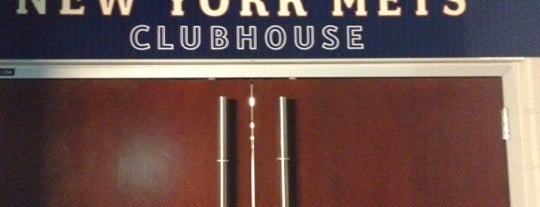 Mets Clubhouse is one of Must-visit Stadiums in Flushing.
