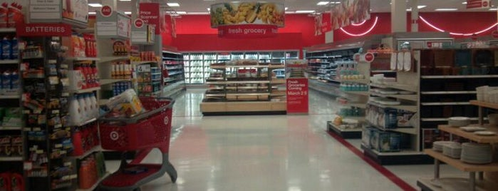 Target is one of Mo's Liked Places.