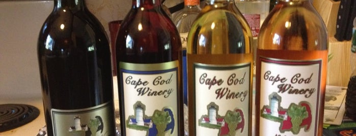 Cape Cod Winery is one of Cape cod.