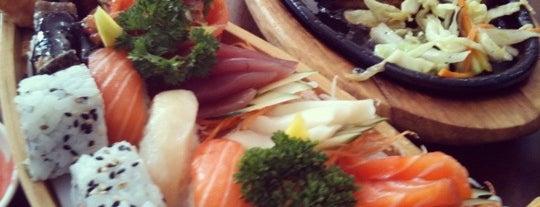 Nagai Sushi is one of Locais curtidos por Bruno.