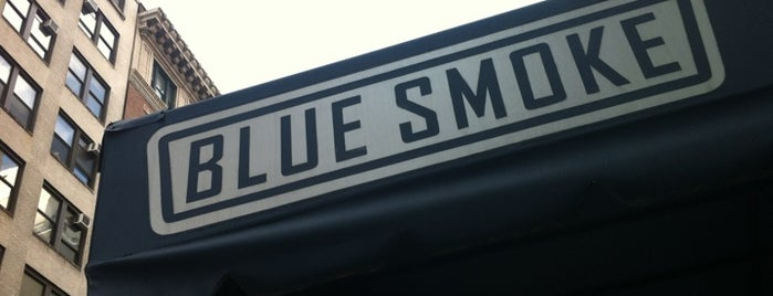 Blue Smoke is one of Great Food in Midtown NYC.