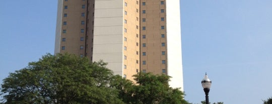 Morrill Tower (MT) is one of Special Olympics.