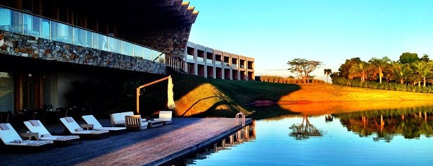 Hotel Fasano Boa Vista is one of Hoteis Brasil.