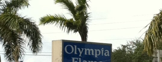 Olympia Flame Diner is one of Restaurants.
